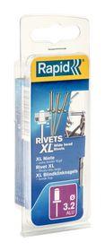 Rapid - Blindnitte aluminium/stål