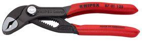 Knipex - Vandpumpetang Cobra® grå 125mm