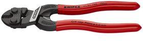 Knipex - Boltsaks CoBolt® S sort 160mm