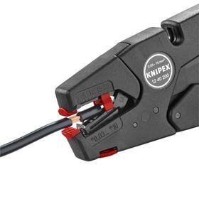 Knipex - Selvindstillelig afisoleringstang 12 40 200, 200mm