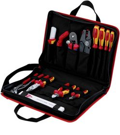"""Knipex - Tool bag """"Compact"""" Electro"""
