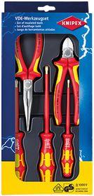 Knipex - Værktøjssæt 292mm