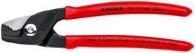 Knipex - Kabelsaks isoleret 9511 160mm