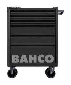 "Bahco - Værkstedsvogn E72 26"" 251 dele"