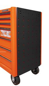 Bahco - Metalpanel m/huller 1470K-ACSIDE t/kroge etc.