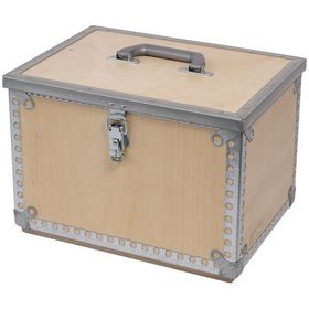 Woody Box - Værktøjskasse træ
