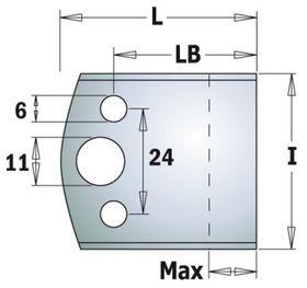 CMT - Blanktjern 50mm