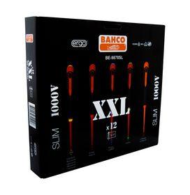 Bahco - ERGO™ XXL 1000V skruetrækkersæt, 12 dele