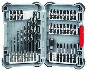 Bosch - Bor-/bitssæt IMPACT HSS 35 dele