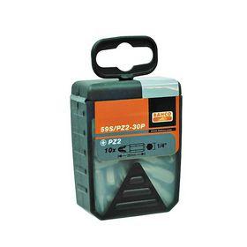 """Bahco - Bits PZ2 1/4""""x25mm á 30 stk"""