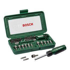 Bosch - Bitsskruetrækkersæt 46 dele