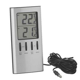 Grunda - Termometer inde/ude digital dobbelt