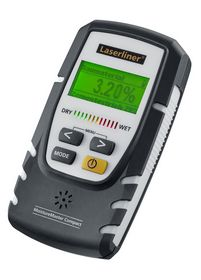 Laserliner - Fugtighedsmåler MoistureMaster Compact Plus BLE