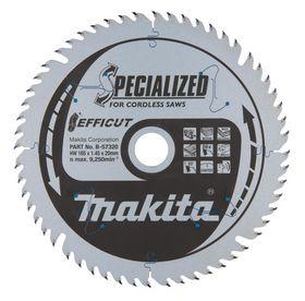 Makita - Klinge Tct 165X20mm 56T
