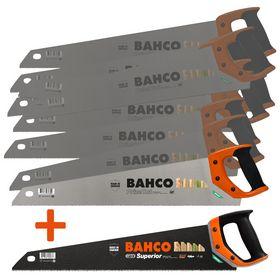 Bahco - Håndsave NP-22-9P sampak 9+1