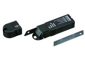 STROXX - Knivblade, Black 18 mm á 10 stk