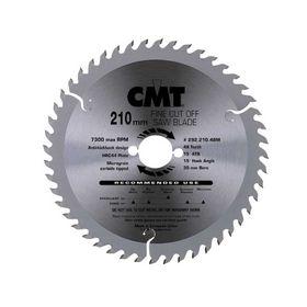CMT - Rundsavklinge Træ - fint snit