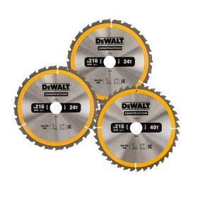 DeWALT - Rundsavklingesæt DT1962