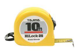Tajima - Båndmål Hi Lock 25mm 10 m