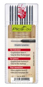 Pica - Refill for PICADry - 10 stk grafit H - 4050