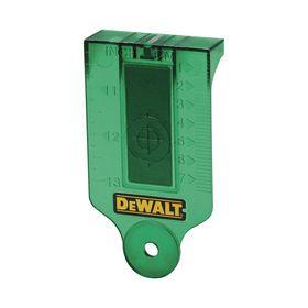 DeWALT - Lasersigteskive DE0730G grøn