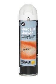 Mercalin - Markeringsspray flour hvid 500 ml