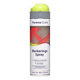 Pureno - Markeringsspray gul 500ml