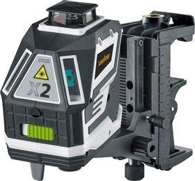 Laserliner - Streglaser X2 Pro grøn