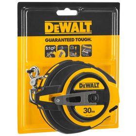 DeWALT - Båndmål stål 9,5mm x 30 m