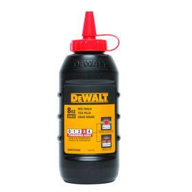 DeWALT - Kridt rød vandfast 226 g