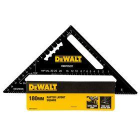 DeWALT - Speed vinkel 180 mm