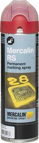 Mercalin - Markeringsspray rød 500ml