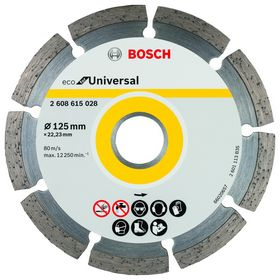 Bosch - Diamantklinger  ECO universal 125X22.25mm
