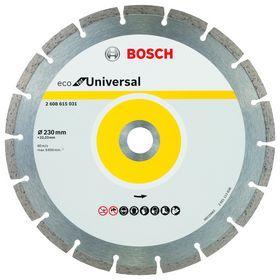 Bosch - Diamantklinger  ECO universal 230X22.25mm