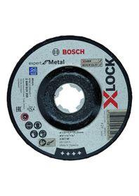 Bosch - Skrubskive X-LOCK til stål