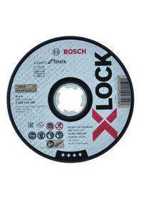 Bosch - Skæreskive X-LOCK expert** plan til stål/rs