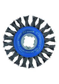 Bosch - Keglestålbørste X-LOCK stål