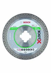 Bosch - Diamantklinge  X-LOCK fliser best*** lukket