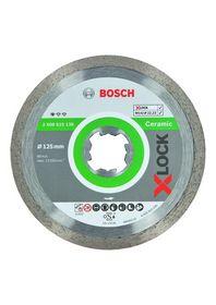 Bosch - Diamantklinge  X-LOCK standard* 125mm