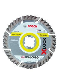 Bosch - Diamantklinge X-LOCK standard* universal