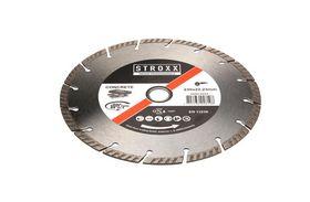 STROXX - Diamantklinge concrete åben 230x22,23 mm