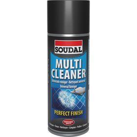 Soudal - Multi Cleaner, skum, 400ml