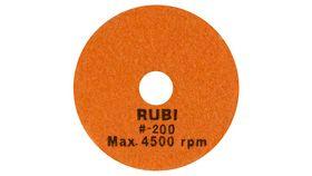 Rubi - Sliberondel diamant k200 våd Ø100 mm