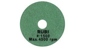 Rubi - Sliberondel diamant k1500 våd Ø100 mm