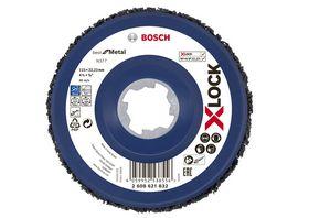 Bosch - Grovrengører x-lock 115x22mm