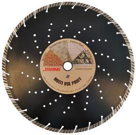 Staring - Diamantklinge Dry Proff Ø400 mm