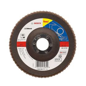 Bosch - Slibeskive expert** flap disc til metal