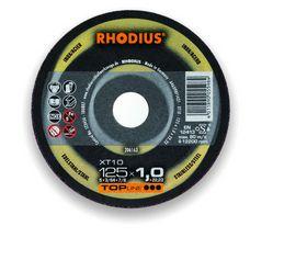 Rhodius - Skæreskive Topline XT10