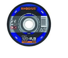 Rhodius - Skæreskive Topline FT67