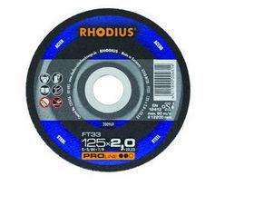 Rhodius - Skæreskive Topline FT33